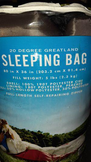 Greatland sleeping bag .. for Sale in Seattle, WA