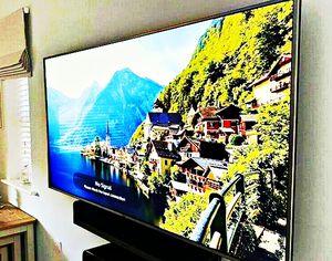 LG 60UF770V Smart TV for Sale in Viborg, SD