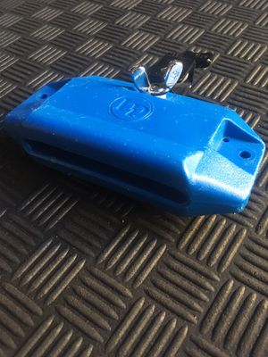 Latin Percussion High Pitch Jam Block with Bracket for Drum Set for Sale in Miami, FL