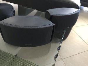 Set of bose speaker - $40 for Sale in Chandler, AZ