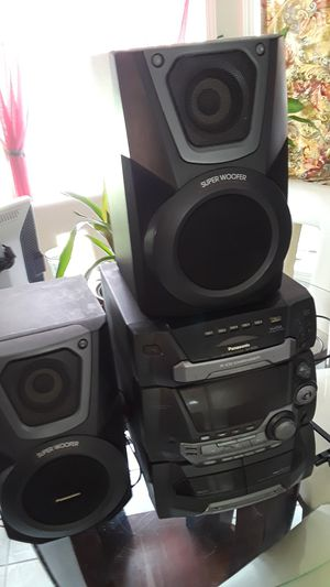 stereo system for Sale in Northfield, OH