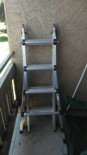 17ft multi task ladder for Sale in Phoenix, AZ
