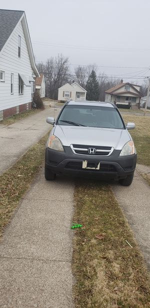 2002 hondaCrv for Sale in Cleveland, OH