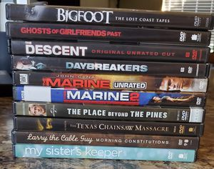DVDs - 10 movies for Sale in Magnolia, TX