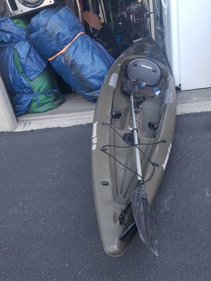 SUN DOLPHIN 12 FT KAYAK USED for Sale in Rancho Cucamonga, CA