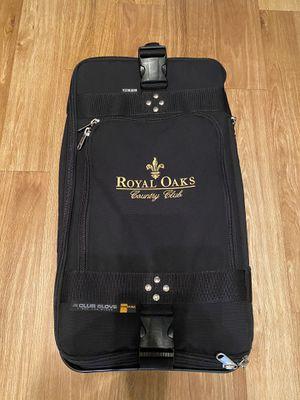 The Original Club Glove Mini Rolling Duffle Bag Black for Sale in Pearland, TX