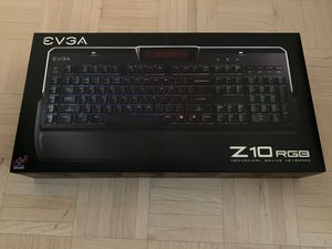 EVGA Z10 Mechanical Gaming Keyboard for Sale in Boston, MA