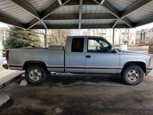 1989 Chevy Silverado K1500 for Sale in Fort Collins, CO