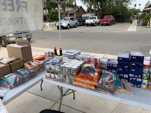 Free food distribution for Sale in Corona, CA