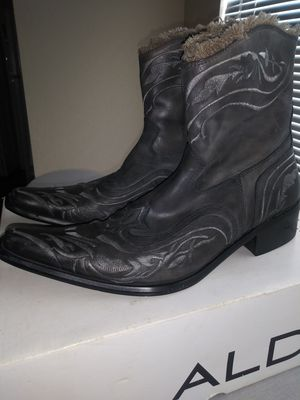 ALDO VACCARINO WESTERN STYLED BOOTS for Sale in Plano, TX