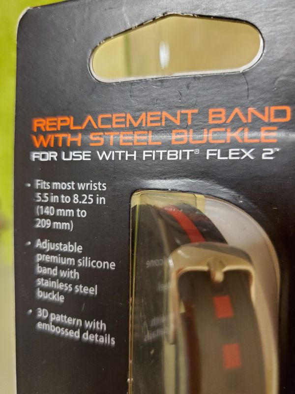 Black web replacement band