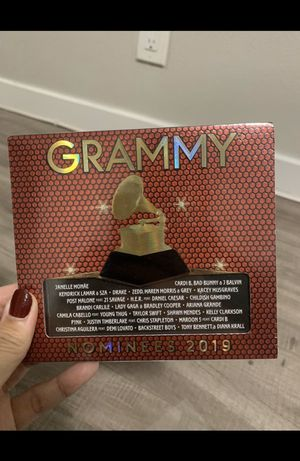 Grammy 2019 CD for Sale in Los Angeles, CA