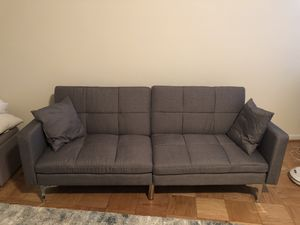 Convertible sofa futon for Sale in Bethesda, MD