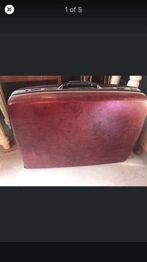 Vintage Samsonite Suitcase for Sale in Santa Maria, CA