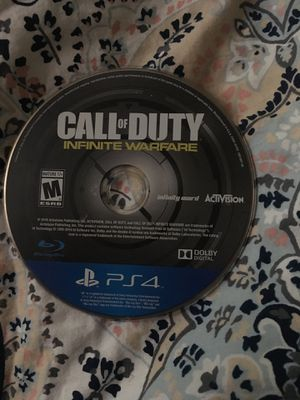 CALL of DUTY Video Game for Sale in Baltimore, MD