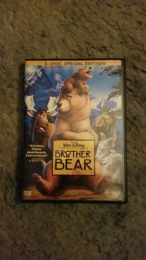 Brother Bear 2 disc for Sale in Crestview, FL