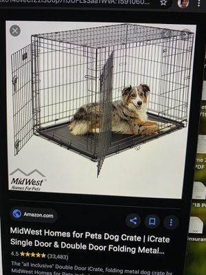 Midwest XL Dog Crate for Sale in Woodbridge, VA