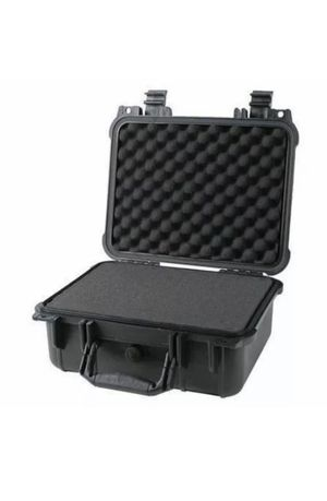 "14"" Weatherproof Hard Case Dry Box For DSLR HD Camera w/ Pelican 1400 Pluck Foam for Sale in Miami Gardens, FL"