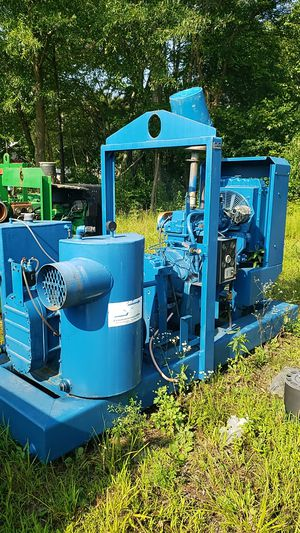 Large irrigation/ well point pump for Sale in Pemberton, NJ