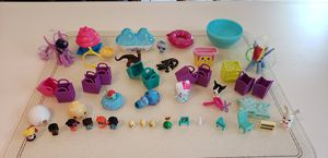 Assorted Shopkins, Ponies & My Mini Mixey Cubes for Sale in Ballwin, MO