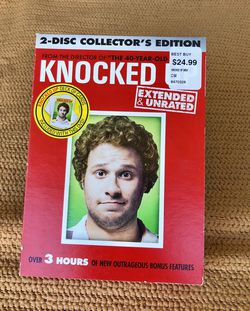 Knocked Up 2-disc Collector's Edition + Playing Cards for Sale in Fountain Valley,  CA