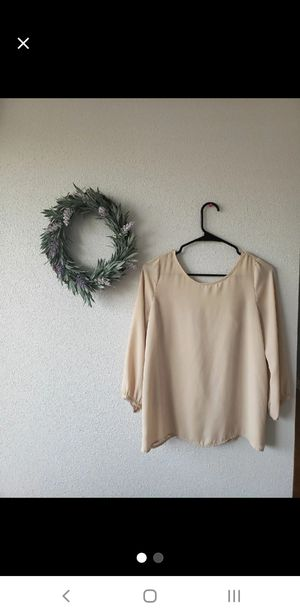 Nude Blouse for Sale in Buena Park, CA