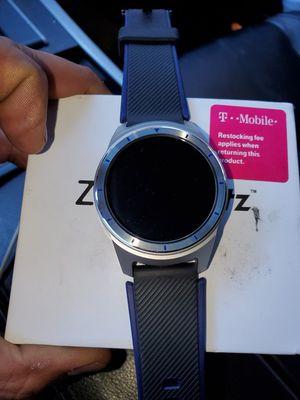 ZTE Quartz smartwatch for Sale in Santa Fe, NM