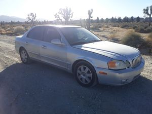 Kia Optima 2.7L SE V6, 2003 for Sale in Palmdale, CA