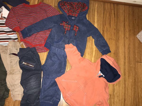 Baby boy clothes lot 18 months