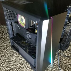 High End Gaming PC Ryzen/RTX 2070/32GB/500GB M.2 SSD for Sale in Kent, WA