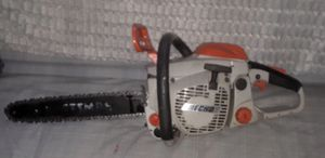 Echo chainsaw with new rebuilt motor for Sale in Waterford, CA