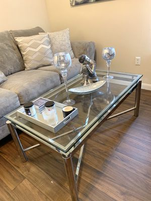 Glass Coffee Table for Sale in Houston, TX