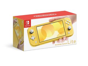 Nintendo switch lite yellow new for Sale in St. Louis, MO