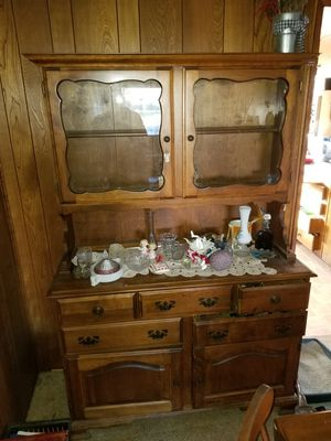 Antique hutch for Sale in Upland, CA