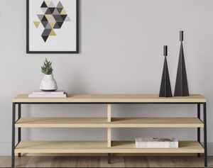 Modern Industrial Media Console/ TV Stand for Sale in Alhambra, CA