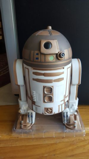 "Star wars vinyl bank ""R4-G9"" for Sale in Stockton, CA"