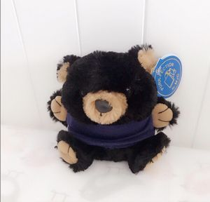 Baby Randy Black Bear Cushy Kids Stuffed Animal for Sale in Fontana, CA
