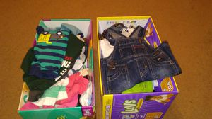 📦 Box of baby clothes for Sale in Austin, TX