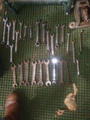 Mixed brand wrenches for Sale in Austell, GA