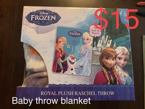 Cheap Throw blankets! Cobijas! for Sale in Las Vegas, NV