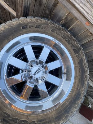Rims and Tires for Sale in Odessa, TX