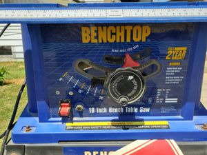 Benchtop table saw for Sale in Los Angeles, CA