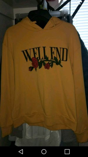 Yellow hoodie for Sale in Chula Vista, CA