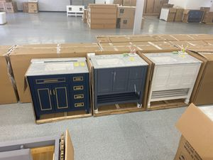 Bathroom cabinets bath vanities freestanding bathtubs new deal for Sale in Federal Way, WA