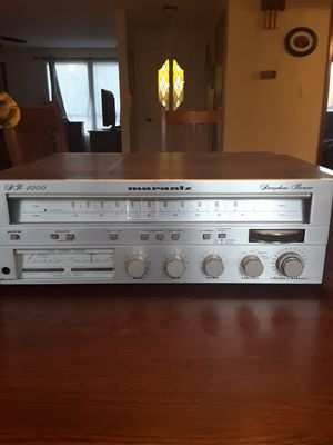 Marantz SR 4000 stereo receiver for Sale in Medford, OR