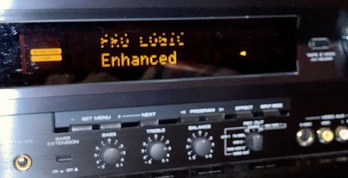 """Yamaha DSP-A1 (7-Channel) Integrated Amplifier Made in Japan. Condition is """"Used"""" for Sale in Austin,  TX"""