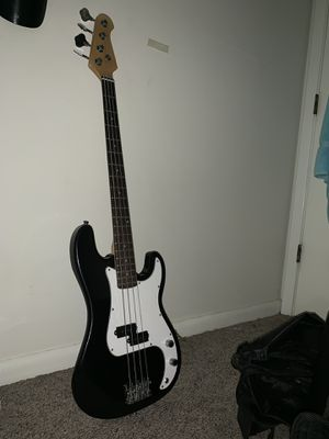 Electric Bass Guitar for Sale!! for Sale in Wichita, KS