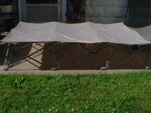 Fold up bed frame for Sale in Appleton, WI