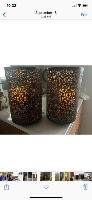 Two decorative lamp for Sale in Alexandria, VA