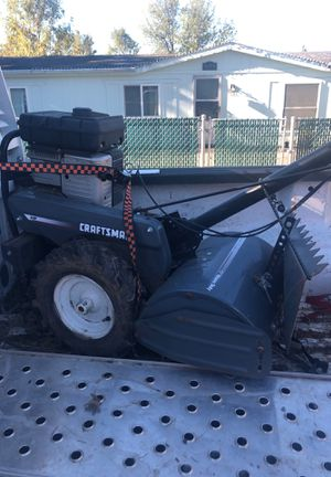 Craftsman tiller for Sale in Milwaukie, OR